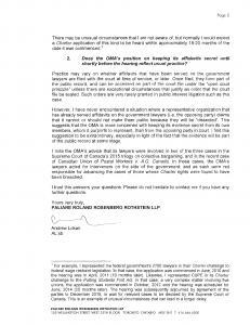 Lokan Letter 2