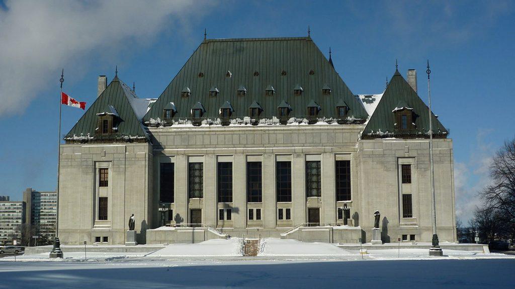 Supreme_Court_of_Canada_Building_-_Winter2012